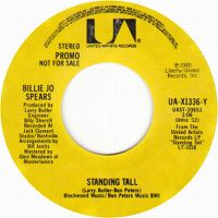 Cover Billie Jo Spears - Standing Tall
