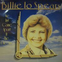 Cover Billie Jo Spears - We Just Came Apart At The Dreams