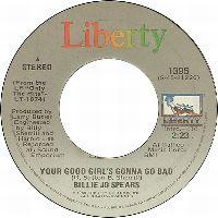 Cover Billie Jo Spears - Your Good Girl's Gonna Go Bad