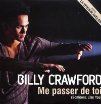 Cover Billy Crawford - Me passer de toi