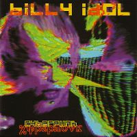 Cover Billy Idol - Cyberpunk