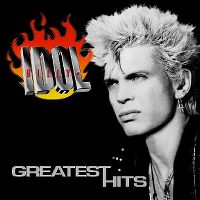 Cover Billy Idol - Greatest Hits