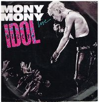 Cover Billy Idol - Mony Mony (Live)
