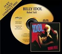 Cover Billy Idol - Rebel Yell