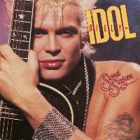 Cover Billy Idol - Sweet Sixteen