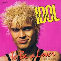 Cover Billy Idol - To Be A Lover