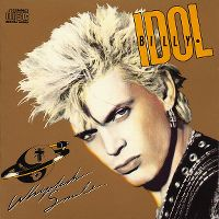 Cover Billy Idol - Whiplash Smile