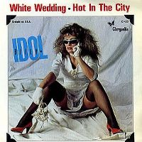 Cover Billy Idol - White Wedding