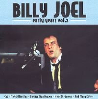 Cover Billy Joel - Early Years Vol. 2