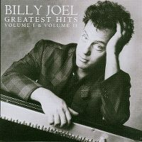 Cover Billy Joel - Greatest Hits Vol. I & Vol. II