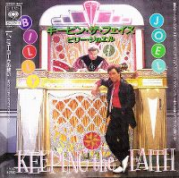Cover Billy Joel - Keeping The Faith
