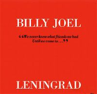 Cover Billy Joel - Leningrad