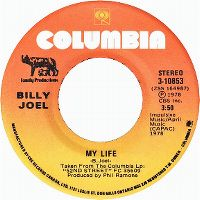 Cover Billy Joel - My Life