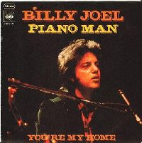 Cover Billy Joel - Piano Man