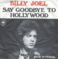 Cover Billy Joel - Say Goodbye To Hollywood