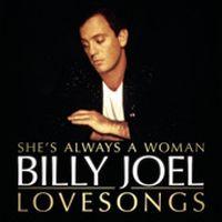 Cover Billy Joel - She's Always A Woman - Lovesongs
