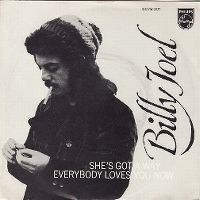 Cover Billy Joel - She's Got A Way
