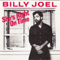 Cover Billy Joel - She's Right On Time