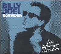 Cover Billy Joel - Souvenir - The Ultimate Collection