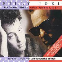 Cover Billy Joel - The Greatest Hits Collection
