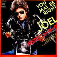 Cover Billy Joel - You May Be Right