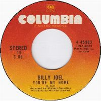 Cover Billy Joel - You're My Home
