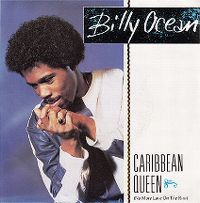 Cover Billy Ocean - Caribbean Queen (No More Love On The Run)