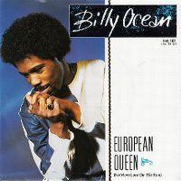 Cover Billy Ocean - European Queen (No More Love On The Run)