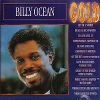 Cover Billy Ocean - Gold