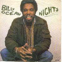 Cover Billy Ocean - Nights (Feel Like Getting Down)