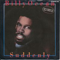 Cover Billy Ocean - Suddenly