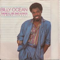Cover Billy Ocean - There'll Be Sad Songs (To Make You Cry)