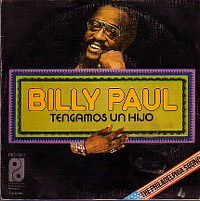 Cover Billy Paul - Let's Make A Baby