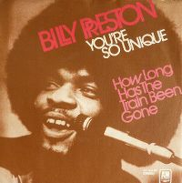 Cover Billy Preston - You're So Unique