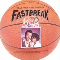 Cover Billy Preston & Syreeta - Fast Break