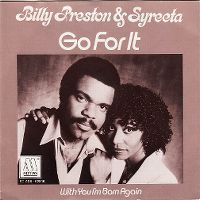 Cover Billy Preston & Syreeta - Go For It (Theme From Fast Break)