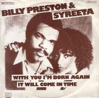 Cover Billy Preston & Syreeta - With You I'm Born Again