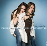 Cover Billy Ray Cyrus with Miley Cyrus - Ready, Set, Don't Go