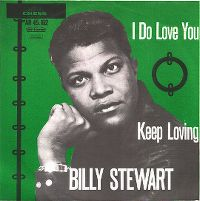 Cover Billy Stewart - I Do Love You