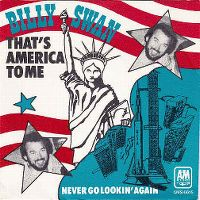 Cover Billy Swan - That's America
