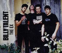 Cover Billy Talent - The Ex