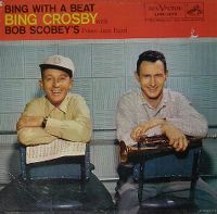 Cover Bing Crosby - Bing With A Beat