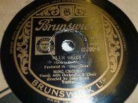 Cover Bing Crosby - Blue Skies