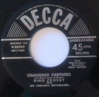 Cover Bing Crosby - Changing Partners