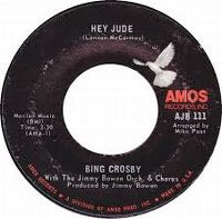 Cover Bing Crosby - Hey Jude