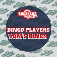 Cover Bingo Players - Tom's Diner