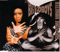 Cover Bingoboys - Ten More Minutes