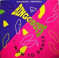 Cover Bingoboys feat. Princessa - How To Dance