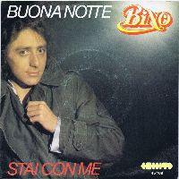 Cover Bino - Buona notte