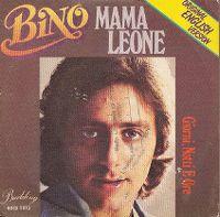 Cover Bino - Mama Leone (English Version)